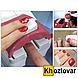 Набір машинка принтер штамп для дизайну нігтів стемпинга Голлівудські нігті Hollywood Nails, фото 4