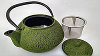 Чайник заварочный Peterhof PH-15624 green  0,9 л
