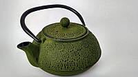 Чайник заварочный Peterhof PH-15626 green  1,2 л