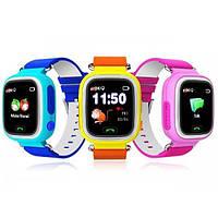 Детские Smart часы Baby watch Q90S + GPS трекер