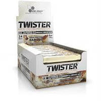 Протеиновый батончики Olimp Twister Bar 30 % Protein 24 x 60 g
