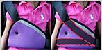 Треугольник адаптер для ремня безопасности ребёнка, Накладка на ремень, ограничитель для ремня безопасности