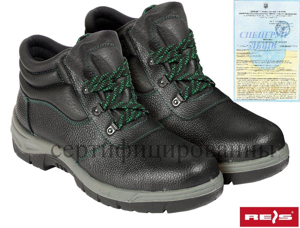 76f1b8df2 Ботинки с металлическим носком Reis Польша BRREIS: продажа, цена в ...