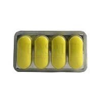 Свечи внутриматочные пенообразующие с фуразолидоном