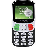 Sigma mobile Comfort 50 Retro Dual Sim Black