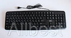 Проводная USB клавиатура UKC KEYBOARD X1