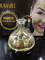 DR RASHEL  Gold Face Magnetic Mask Collagen Skin Care Whitening Moisturizing Magnet Facial Mask Ма