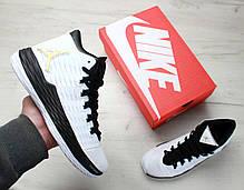 Мужские кроссовки Nike Air Jordan Melo M13  White/Black, фото 3