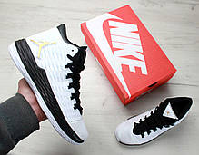 Мужские кроссовки Nike Air Jordan Melo M13  White/Black, Найк Аир Джордан 13, фото 3