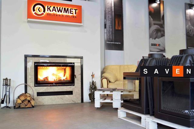 Камінна топка KAWMET W16 18kW