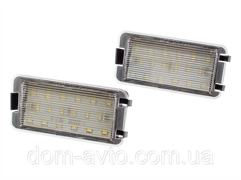 Подсветка номера LED Seat Ibiza Leon Cordoba кордоба