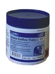 Концентрированное средство для мытья кофемашин в таблетках Suma Coffee Tabs (100 таб)