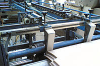 Автоматизация станка по производству картона.