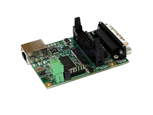 Контроллер MESA 7I92M, Ethernet, для LinuxCNC, фото 2