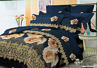 Двухспальный комплект постельного 180х220 из полиэстера Руна