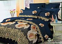 Полуторный комплект постельного 150х220 из полиэстера Руна