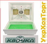 """Инкубатор """"Квочка"""" 30-1 80 яиц ручной переворот цифровой терморегулятор"""