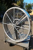 Ветродуйная машина для киносъёмок.