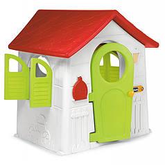 Садовый домик для детей Chicco 30102 с дзвонком и почтовым ящиком