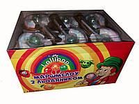 Леденцы на палочке с маршмеллоу Lollipop 30 шт