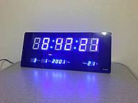 Настенные часы TL-3515 Blue (меню на русском языке)