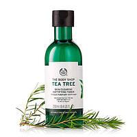 Тоник для лица The Body Shop Tea Tree Facial Toner Чайное дерево