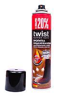 Пропитка водоотталкивающая для замши,нубука,текстиля и гладкой кожи Twist (300 мл)