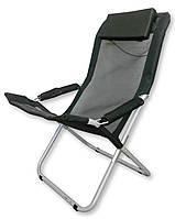 Раскладной стул шезлонг Ranger Comfort 2