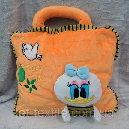 Плед - сумочка 3 в 1 (Уточка), фото 2