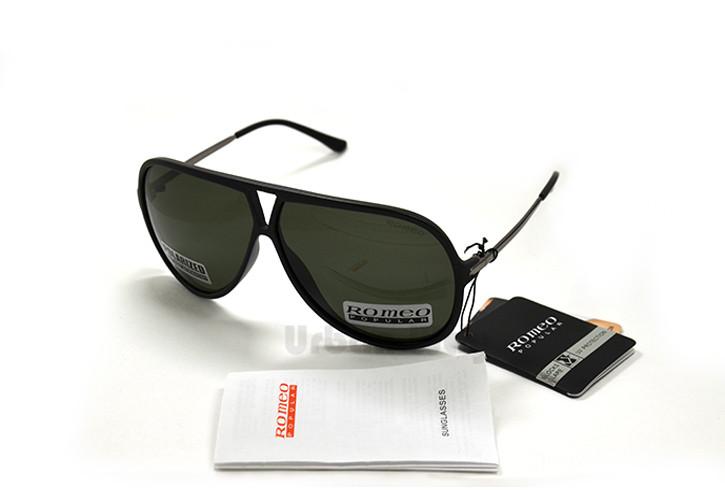 ba0ad6368796 Мужские солнцезащитные очки Romeo, с поляризационными линзами ...
