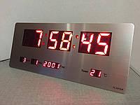 Настенные часы TL-3515A Red (меню на русском языке)