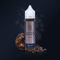 Жидкость для электронных сигарет  Juicer CROISETTE 60мл (кофе+пончик+шоколад)