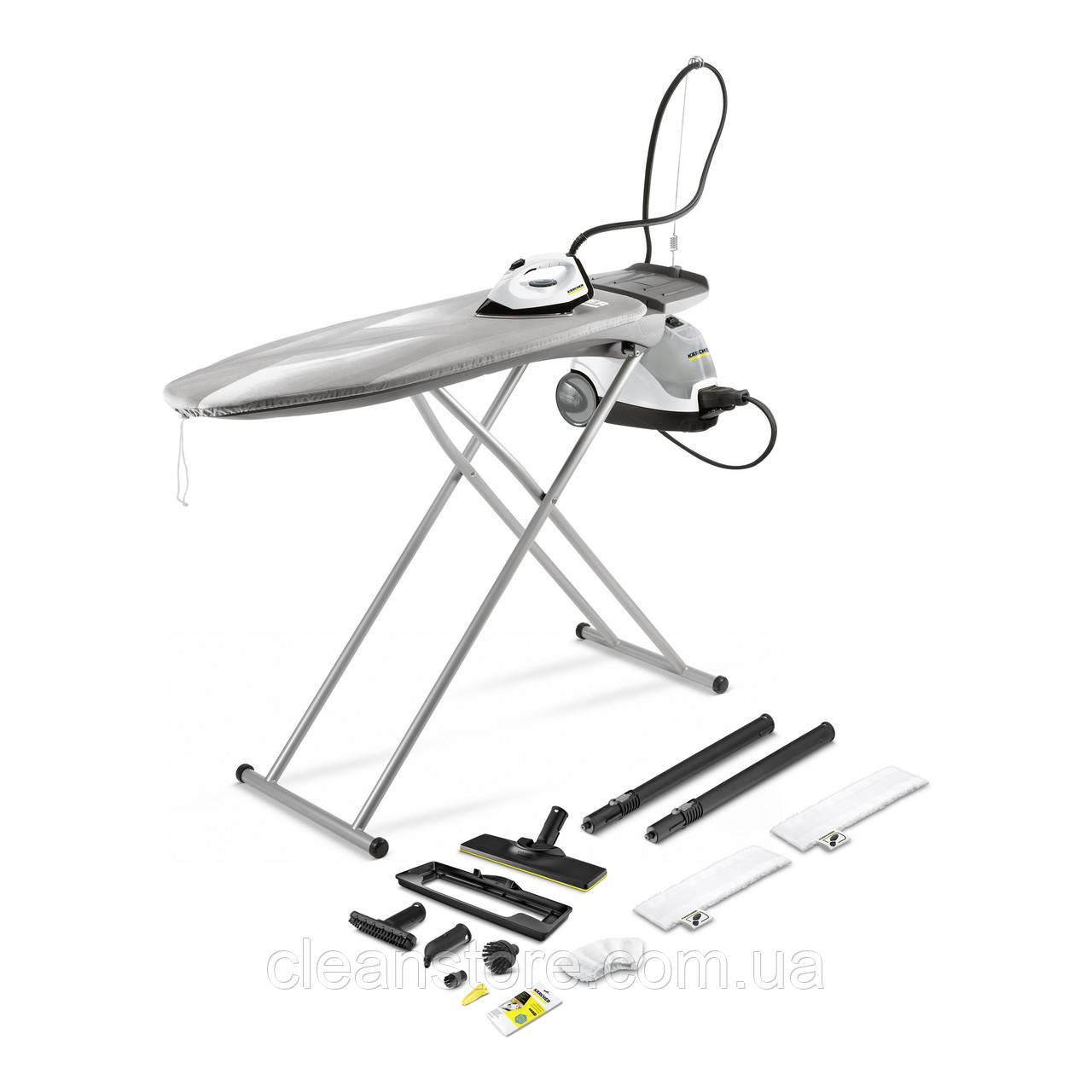 Паровая гладильная станция SI 4 EasyFix Premium Iron
