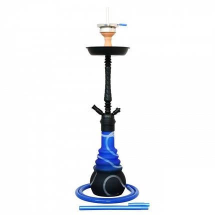 Кальян AMY 4 STARS 650 синий, фото 2