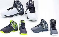 Мужские баскетбольные кроссовки Under Armour 3052 (обувь для баскетбола): 41-45 размер (реплика)
