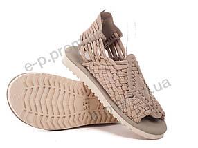 Босоножки мужские Violeta (20-307 beige)   8 пар (Код 57799)