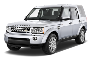 Тюнинг Land Rover Discovery 4 (2009-2016)