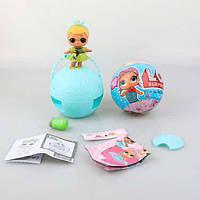 Кукла-сюрприз в шарике LOL Surprise (1 шт.)(Под  Оригинал)