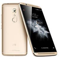 """Смартфон ZTE Axon 7 mini Gold, 3/32Gb, 16/8Мп, 8 ядер, 2sim, экран 5.2"""" AMOLED, 2700mAh, 4G, Android 6.0, фото 1"""
