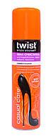 Пена-очиститель для гладкой кожи, замши, нубука и текстиля Twist 150 ml