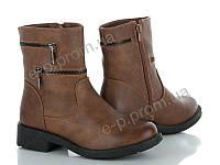 Ботинки женские Violeta (9-516 KHAKI) | 8 пар (Код 23801)