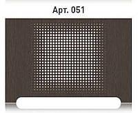 Оригинальная решетка на радиатор отопления из  МДФ (лазерная резка)