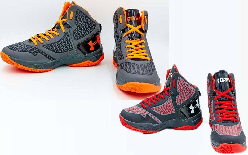 56af313d8324 Мужские баскетбольные кроссовки Under Armour 3055 (обувь для баскетбола)   41-45 размер