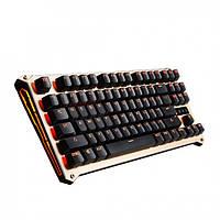 Клавиатура A4tech Bloody B830, USB Golden игровая, мультимедийная, механическая, фото 1