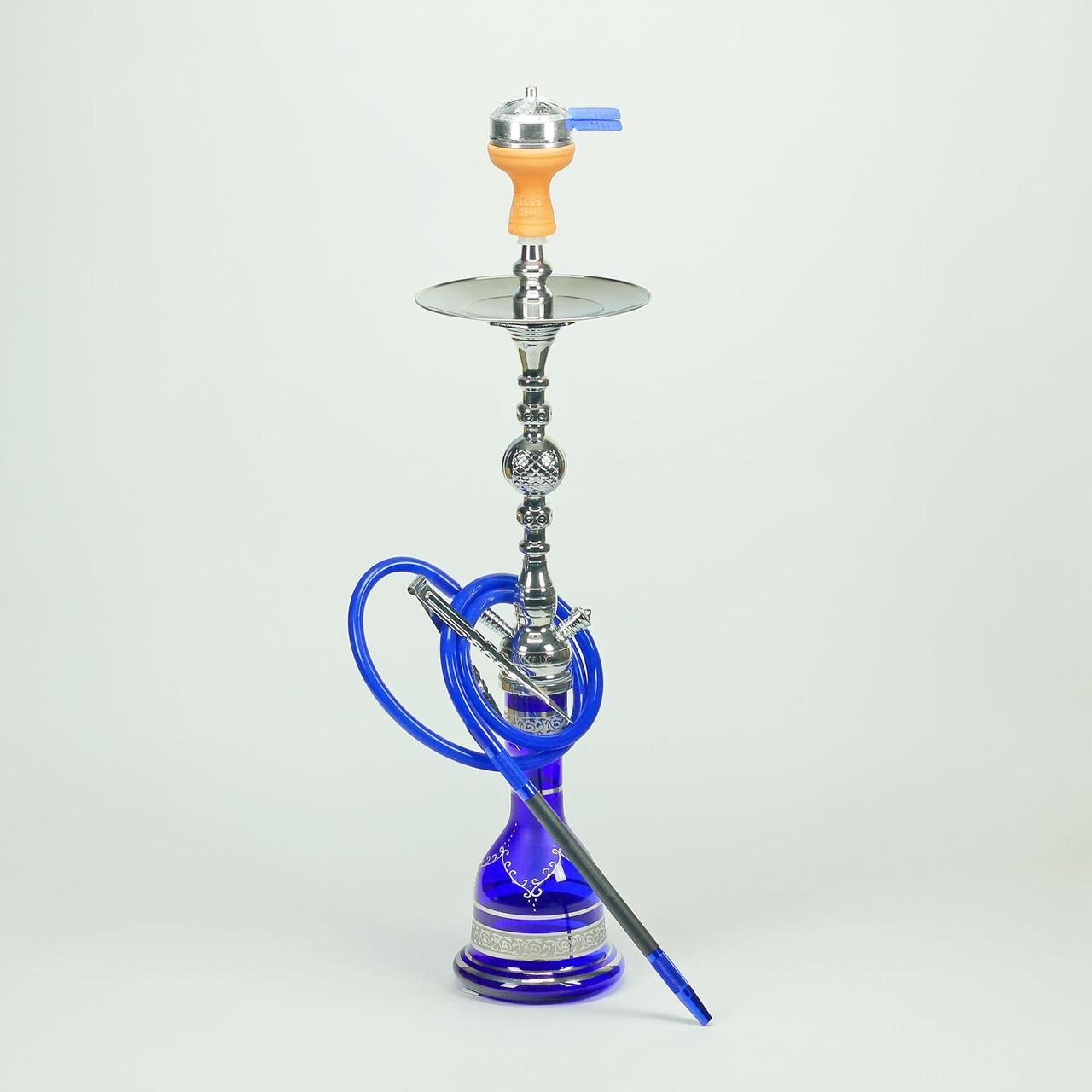 Кальян AMY Oriental 900 KURA высота 105 см синий