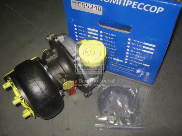 Турбокомпрессор МТЗ двигатель Д 260.1/2 (пр-во МЗТк ТМ ТУРБОКОМ). Ціна з ПДВ