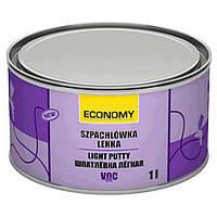 Novol Economy Filler 1л -  Шпатлёвка легкая, универсальная