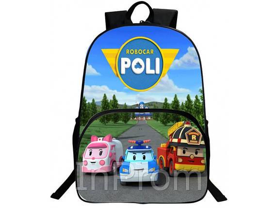 Рюкзак Robocar Poli RP24, фото 2