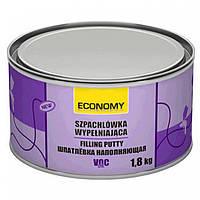 Novol Economy Filler 1.8кг - Шпатлевка полиэфирная