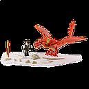 Как приручить дракона: дракон Кривоклык в броне с всадником Сморкалой (со звуковыми эффектами), фото 2